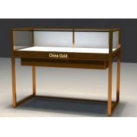 Quality Store Fixture Jewelry Counter Display Jewelry Display Counter With Drawer Small Counter Display Stan for sale