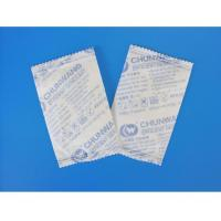 China China Supplier 1g to 125g Powerful Calcium Chloride Desiccant Packs Absorber Mositure on sale