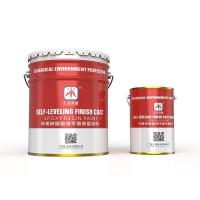 Quality HL-004:Epoxy resin self flowing paint for sale