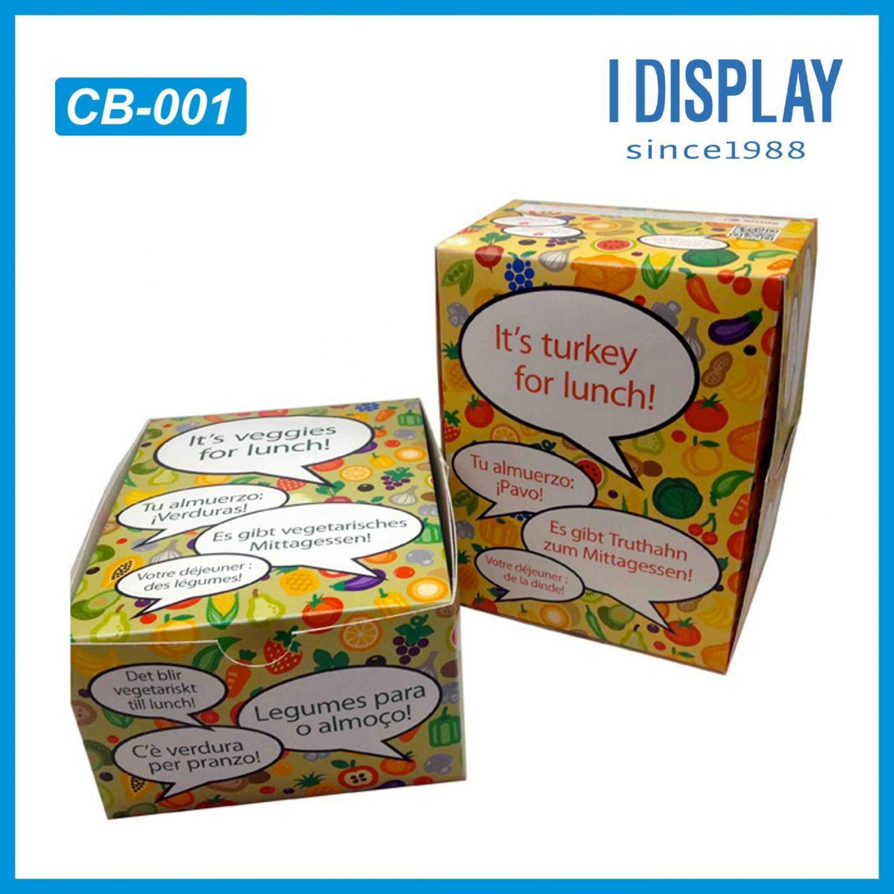 Buy cheap Cardboard colorful packing box from Wholesalers