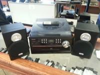 Quality Electronics Jensen Stereo w/ Turn Table for sale