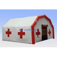 China Inflatable Dome Tent Outdoor Inflatable Medical Tent for Emergency on sale