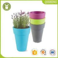 Plastic Flower Pot for Garden and Home Use,the Material Is Plastic