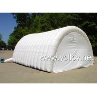 Buy cheap Inflatable Car Tent Inflatable Spray Workshop Car Tent from wholesalers