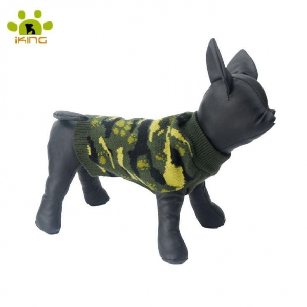 Buy Dog Winter Knit Coat Pet Dog Clothes at wholesale prices