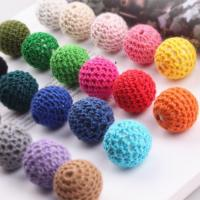 China Fashionable Cotton Thread Woven Beads on sale