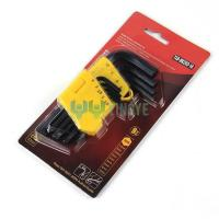 Buy cheap Hex key 9pc hex key from wholesalers