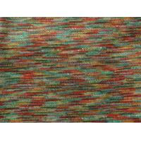 China COARSER KNIT 50%Rayon 50%polyester space dye on sale