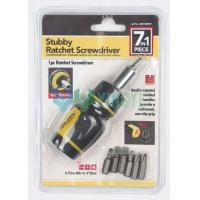 Buy cheap Screwdriver 7-in-1 ratchet screwedriver set from wholesalers