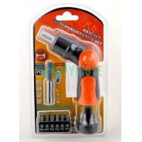 Buy cheap Screwdriver 8pc ratchet screwdriver set from wholesalers