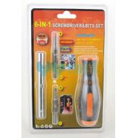 Buy cheap Screwdriver 6-in-1 screwdriver set from wholesalers