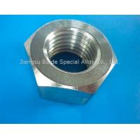 Quality Alloy Nuts SUS321 SS321 Heavy Hex Nut 1.4541 in Stock for sale