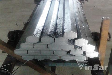 Buy ASTM 1020/S20C COLD DRAWN STEEL HEXAGONAL BAR at wholesale prices