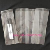 Quality Transparent Plastic Freeze Ice Pop Packaging Bag Popsicle Wrappers for sale