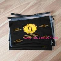 Quality Custom Hand Rolling Tobacco Pouch Slider Ziplock Plastic Wrapping Cigar Bag for sale