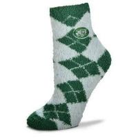 China NEW YORK JETS Men's Argyle Sleep Socks on sale