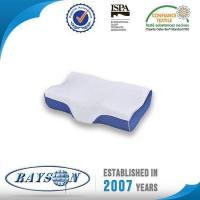 Quality High Density Slow Rebound Orthopedic Memory Foam Pillow with Knitted Fabric Cover for sale