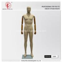 Buy cheap high-tech paper-stick mannequin with wooden hand from wholesalers