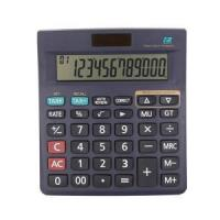 Quality 12 Digits Office Accountant Electronic Desktop Calculator for sale