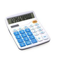 Quality 12 Digits Basic Desk Office Electronic Calculator for sale