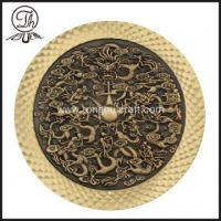 Custom personalized engraving coins carving
