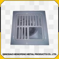 Buy cheap White Enameled Heavy Duty Fine Finished Cast Iron Bathroom Sink from wholesalers