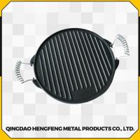 Buy cheap Healthy Fine Finished Durable and Stable Cast Iron Skillet from wholesalers