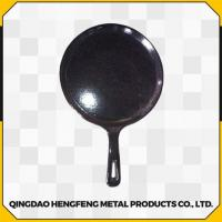 Buy cheap Healthy Fine Finished Durable and Stable Cast Iron Pan from wholesalers