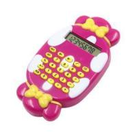 Quality Cute Candy Shape Pocket Calculator with Maze Game for sale