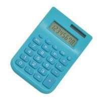 Quality 8 Digit Mini Dual Power Pocket Calculator for sale