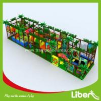 Quality Cheap indoor playground equipment for sale