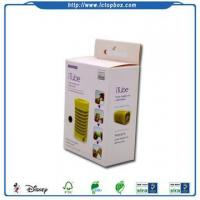 Quality Wholesale Electronic Accessory Packaging Paper Box for sale