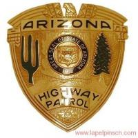 Quality Arizona Highway Patrol Badges for sale