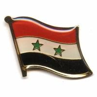 Buy cheap Syrian flag lapel pins from wholesalers