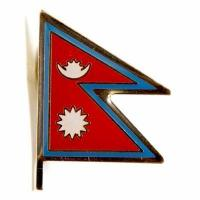Buy cheap Nepal Flag Lapel Pins from wholesalers