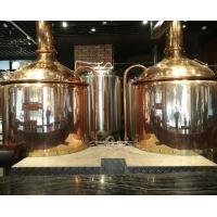 China 200L Stainless Steel Homemade Brewing Equipment and Beer Making Kit on sale