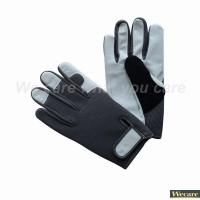Quality Pigskin working gloves MG017P for sale