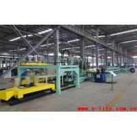 China Automatic servo-controlled precision sheet metal forming line on sale