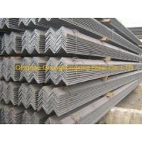 Quality Q235, SPHC Hot Rolled (galvanized) JIS Standard Steel Angle for sale