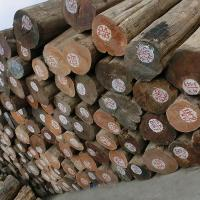 China Factory Hot Selling Wood Logs Special Fragrance High Quality Low Price Burma Teak Logs on sale
