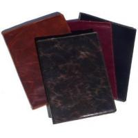 Leather Bible Cover - Large (fits up to 7