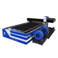 Quality 500W dual drive pipe fiber laser cutting machine for sale