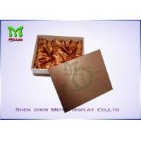 Buy cheap Handmade Gift Packaging Boxes For Health Care Products , business gift box from wholesalers