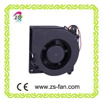 China 24v waterproof dc 120mm air conditioning blower fan on sale