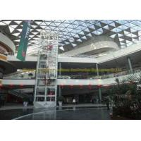 Pre-Engineered Structural Steel Trusses Steel Prefab Buildings Shopping Mall