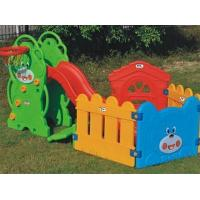 Quality bear single slide with ball pool with cheap price for sale