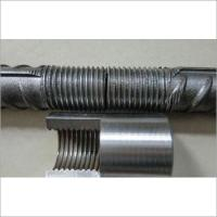 China Material Steel C45 Cr40 20 Reinforcing Bar Coupler on sale