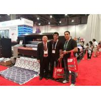Quality Automatic Flag Sign Printing Equipment , Digital Fabric Printing Machine With USB Driver for sale