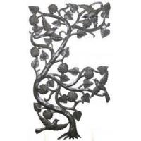 China Wall Decor CCAJ180 - Tree of Life with Birds - Haitian Oil Drum art on sale