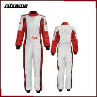 China Two Layers Nomex Car Racing Suit C036LH on sale